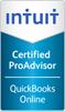 Certified QuickBooks Online ProAdvisor Web