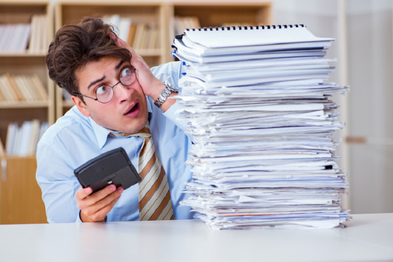 8 Tips To Reduce Tax Season Stress